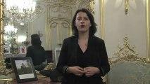 Remises des Labels Ville Internet 2013 à Metz, message de Cécile Duflot, ministre de l'Egalité des territoires et du Logement