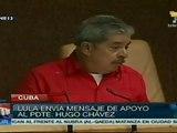 Luiz Inácio Lula da Silva se solidariza con Hugo Chávez