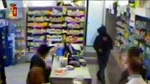 Catania - Rapina farmacia, arrestato (30.01.13)