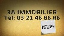 A vendre - maison - CALAIS (62100) - 3 pièces - 64m²