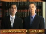 Toronto Personal Injury Lawyers and Accident Injury Lawyers