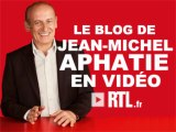 """Le blog vidéo de Jean-Michel Aphatie : """"Marre du mariage homosexuel"""""""