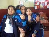 nuestras travesuras en el colegio con mis manitas Ruth , Martha II Mariia y Kaito