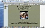 Earning Money - Earning Money Broadcast