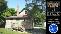 58 Fessenden St, Mount Clemens, MI - $11,500