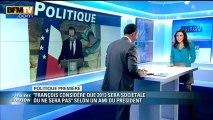 Politique Première : le torchon brûle entre François Hollande et son electorat - 1/02
