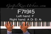 [piano lessons] GospelKeys How To Use Grace Notes