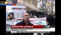 Explosion devant l'ambassade des Etats-Unis à Ankara, un mort - 1/02
