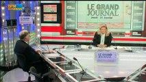 Didier Lombard de STMicroelectronics - 31 janvier - BFM : Le Grand Journal 2/4