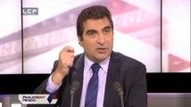 Parlement Hebdo : Christian Jacob, Président du groupe UMP à l'Assemblée nationale, député de Seine-et-Marne