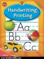 Kids Book Review: Handwriting: Printing, Grades Preschool - 1 (Brighter Child Workbooks) by Brighter Child