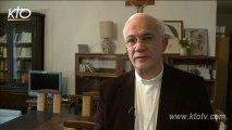 Mgr Stanislas Lalanne, nouvel évêque de Pontoise