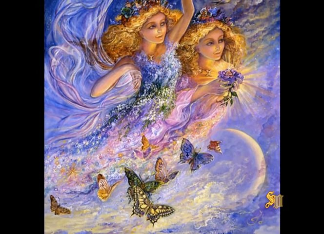 Zodiaque Symphonie , Gemeaux -  ISABEAUforever ☀SOPHIE~❤
