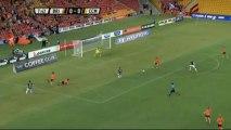 Australia: Brisbane Roar 2-2 Central Coast Mariners