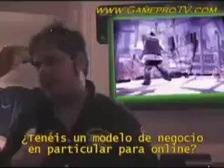 entrevista exclusiva a EA con motivo de la salida de ps3...