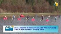 FINALE 2 (200m) C1 HOMME CADET - 18e Régate internationale du Pas-de-Calais de canoë kayak