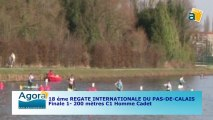 FINALE 1 (200m) C1 HOMME CADET - 18e Régate internationale du Pas-de-Calais de canoë kayak