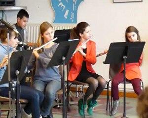 Téquila  orchestre junior janvier 2013
