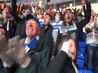 Jimmy Kebe's Winning Goal Against Sunderland 02/02/13