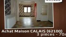 A vendre - maison - CALAIS (62100) - 3 pièces - 70m²