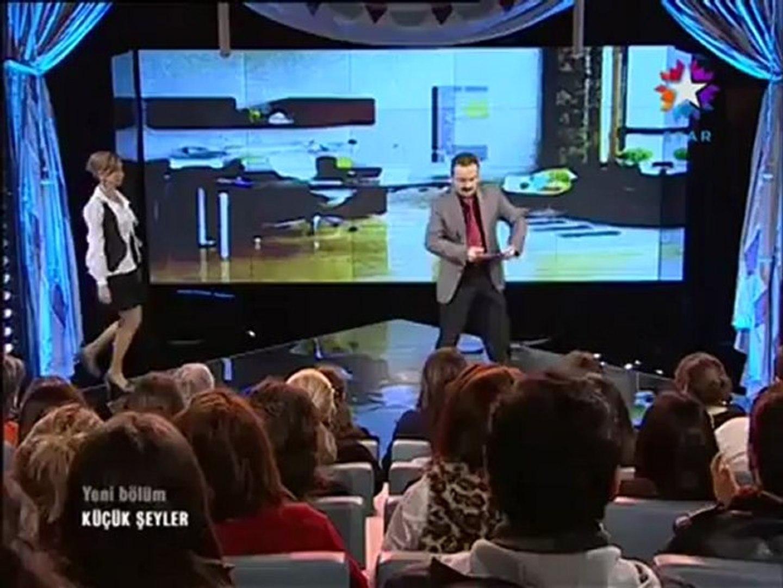 Üstün Dökmen - Küçük Şeyler - 18.Bölüm - 25.01.2012 - HD Kalite online izle yerli dizi izle - Dizi v