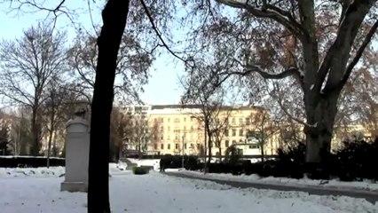 Vienne en hiver