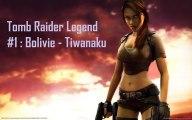 Tomb Raider Legend | GBA , 1 ) Lara Croft en 2D !