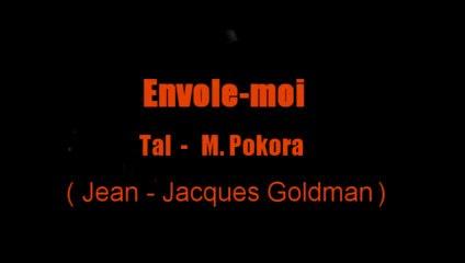 Anthracite cover  Envole-moi. M. Pokora Tal orchestre vatiété Mariage 0324332310