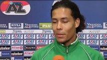 FC Groningen wint uit tegen AZ - RTV Noord