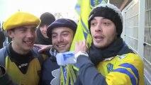 Interview Supporters après Stade Toulousain - Clermont