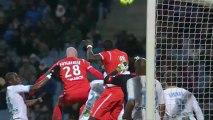 But André AYEW (73ème csc) - Olympique de Marseille - AS Nancy-Lorraine (0-1) - saison 2012/2013