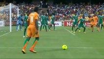 Costa d'Avorio 1-2 Nigeria - Coppa d'Africa, quarti