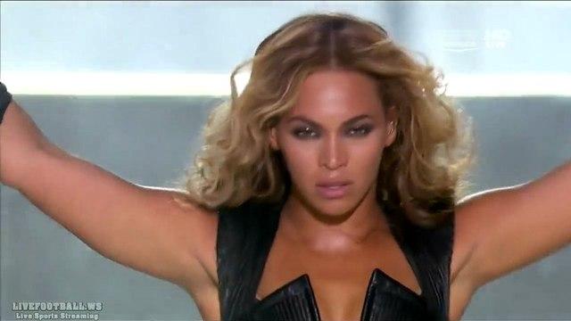 Beyonce Knowles Superbowl HalfTime Show 2013 HD