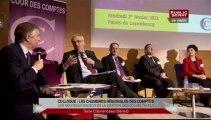 SEANCE, Colloque des 30 ans des Chambres régionales des comptes