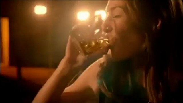 Claire Forlani 2nd Dewar's Commercial