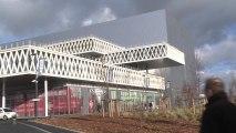 Les Archives nationales à Pierrefitte-sur-Seine