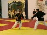POL Karaté - Démo kobudo Gala des arts martiaux 2013