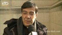 Mgr Michel Aupetit, nouvel évêque auxiliaire de Paris