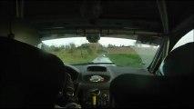 Rallye Ternois 2012 - Sylvain Fouteret - Clio R3 - ES7