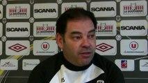 Conférence presse avant match : EA Guingamp - Angers SCO
