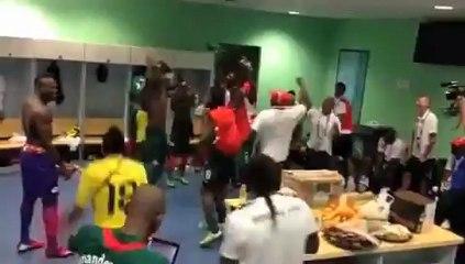 Les Burkinabè fêtent la qualification en finale