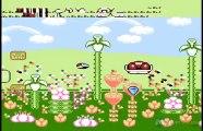 Fantasy Zone II : Premier Niveau sur NES