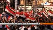 """هدوء حذر..بمحيط """"الرئاسة""""و """"التحرير"""" بعد أحداث دامية"""
