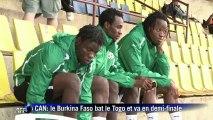 CAN-2013: Pitroipa assure la demi-finale pour le Burkina Faso