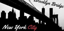 New York City Brooklyn Bridge By Night - Hans Zimmer Time Inception no official clip