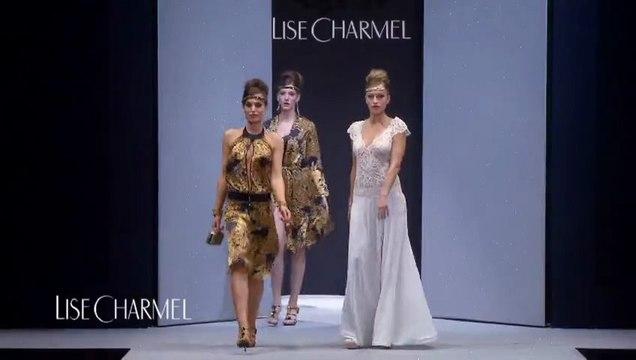 Lise Charmel Défilé Salon International de la lingerie 2013