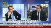 Olivier Delamarche  - BFM Business - 5 Février 2013