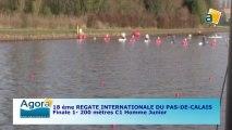 FINALE 1 (200m) C1 HOMMES JUNIORS - 18e Régate internationale du Pas-de-Calais de canoë kayak