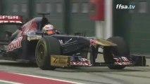 F1 - Jean-Eric Vergne et Toro Rosso en veulent plus