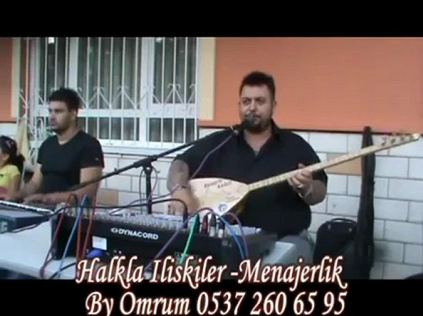Hüseyin Kağıt - By Omrum - Dilber _ Ay Gidiyor Batmaya _ Ebru Ebru _ Al Yarim Buda Sana